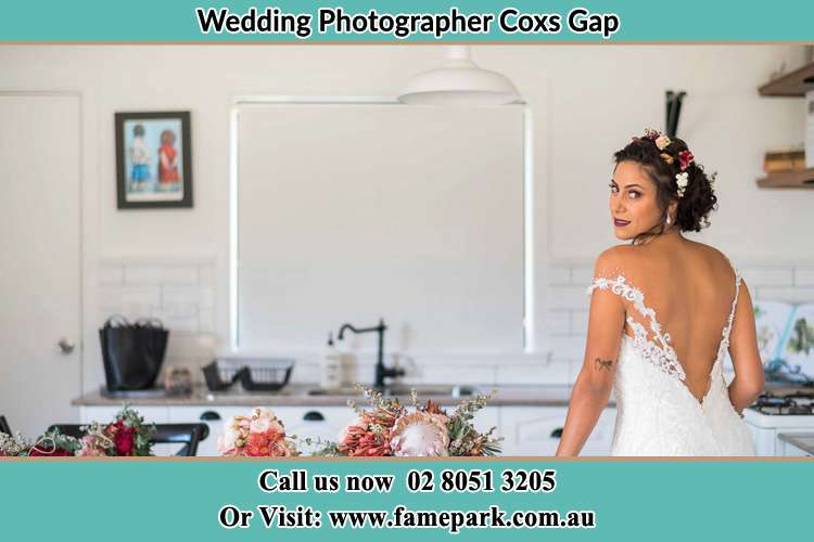 Photo of the Bride Coxs Gap NSW 2333