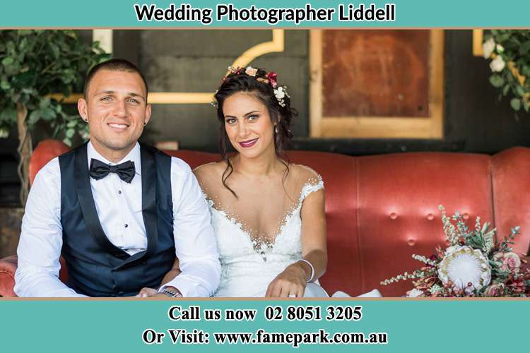 Photo of the Groom and the Bride Liddell NSW 2333