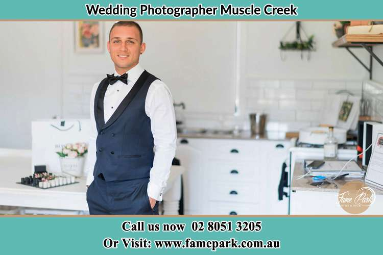 Photo of the Groom Muscle Creek NSW 2333